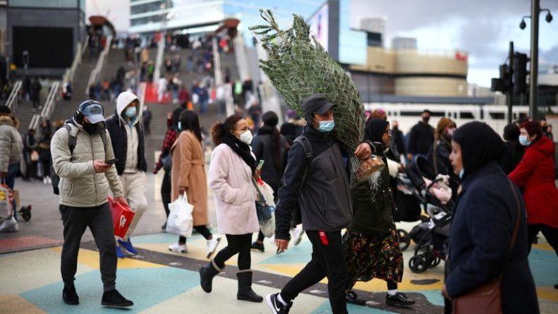 Общество: В Британии за сутки выявили более 15 тысяч случаев коронавируса
