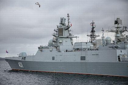 Общество: Британия заявила о значительном присутствии кораблей ВМФ России у ее вод