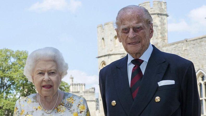 Общество: Королева Великобритании Елизавета II и её супруг принц Филипп привились вакциной от коронавируса
