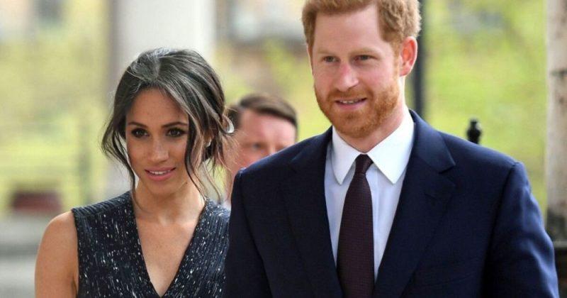 Общество: Меган Маркл и принц Гарри вернутся в Лондон из-за Елизаветы II