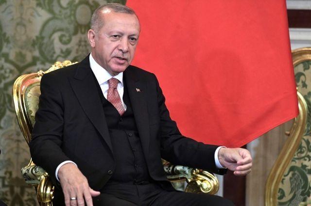 Общество: Эрдоган предложил принять Турцию в ЕС после Brexit
