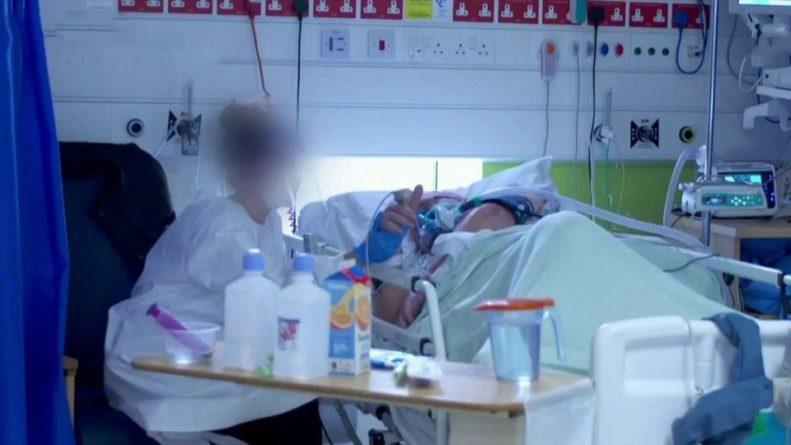 Общество: В Великобритании не справляются с потоком больных из-за нового штамма коронавируса