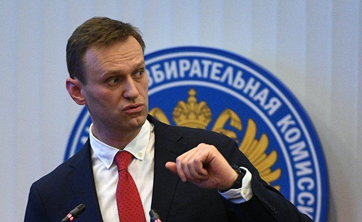 Общество: Британцы о решении Навального вернуться в Россию: он не лидер оппозиции. Просто играет в политику
