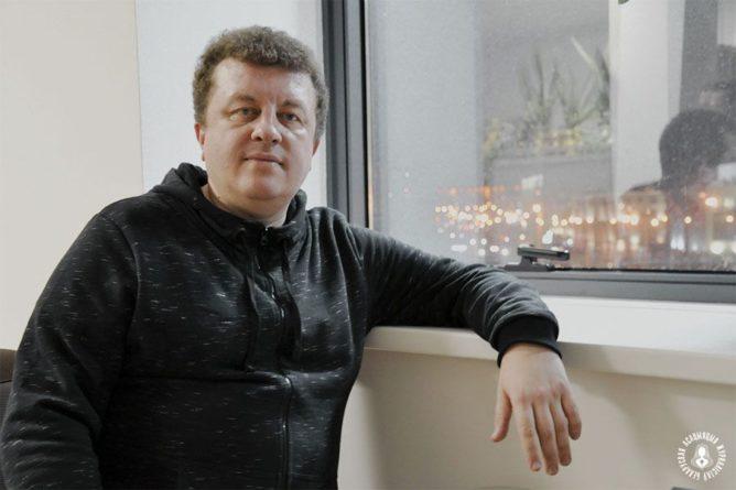 Общество: Ассоциация белорусов Великобритании: задержание журналиста Александрова — давление на независимые СМИ