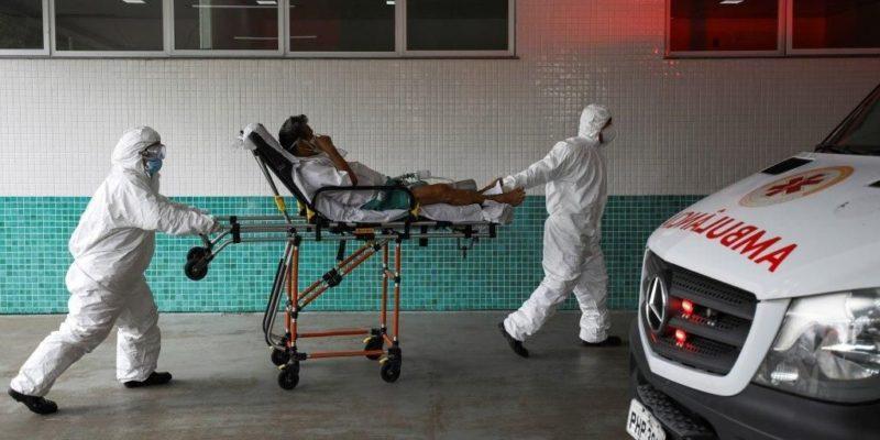 Общество: В Британии выявили бразильский штамм коронавируса — вирусолог