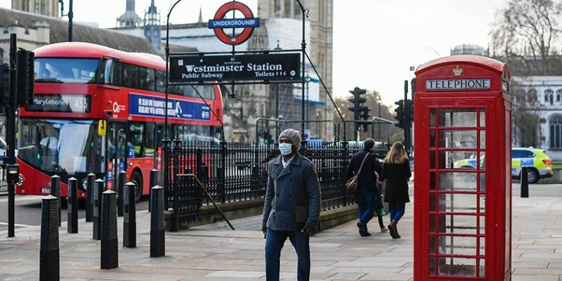 Общество: Борис Джонсон: британский штамм коронавируса может быть на 30 процентов опаснее обычного Covid