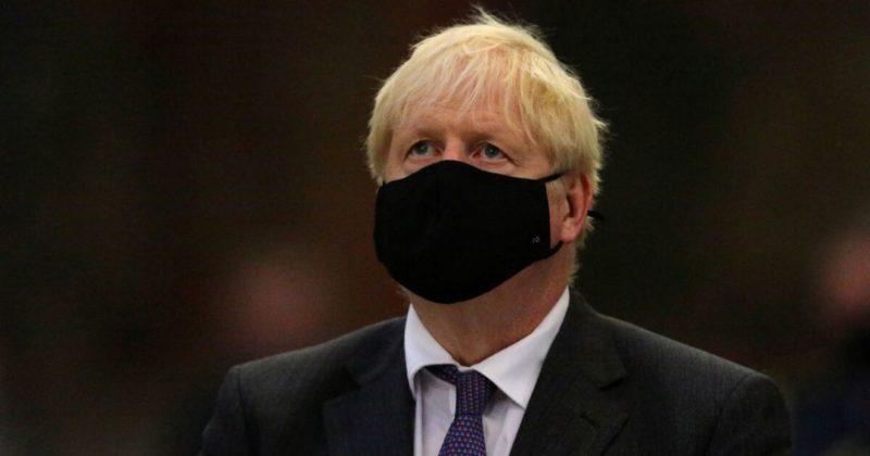 """Общество: """"Британский"""" штамм коронавируса может приводить к большей смертности - Джонсон"""