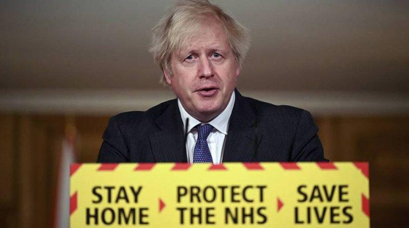 """Общество: Джонсон заявил, что """"британский"""" штамм коронавируса может приводить к большей летальности"""