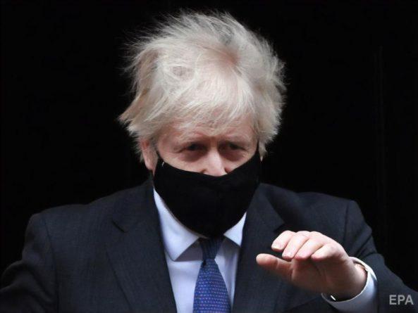 """Общество: """"Британский"""" штамм коронавируса может быть более смертельным – Джонсон"""