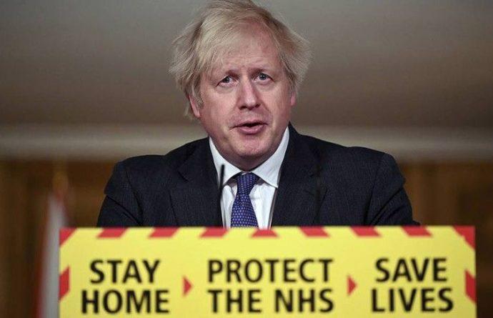 Общество: Борис Джонсон: «Британский» штамм COVID-19 может приводить к большей летальности