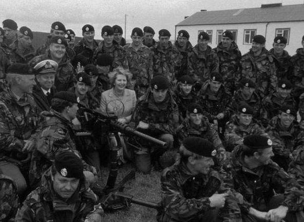 Общество: Фолклендская война: почему СССР не помог Аргентине в конфликте с Англией