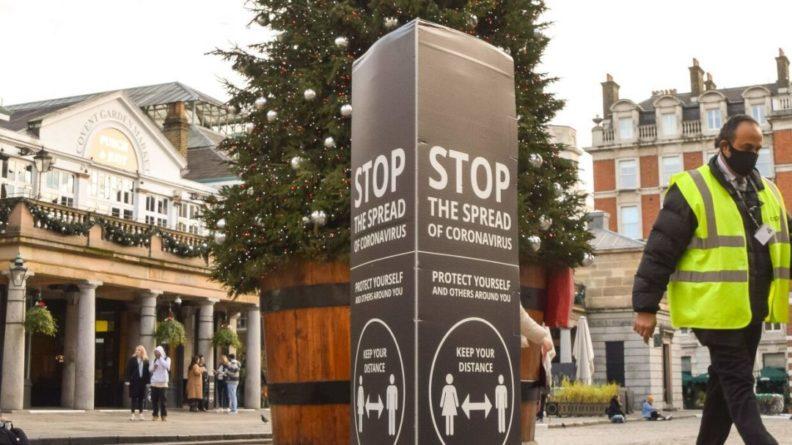 Общество: Полицейские оштрафовали и разогнали 300 участников подпольной вечеринки в Лондоне
