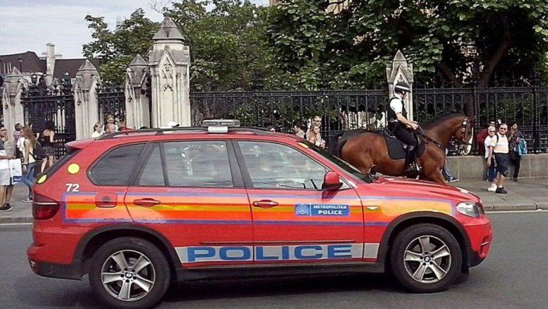 Общество: Полиция задержала 300 рейверов на нелегальной вечеринке в Лондоне