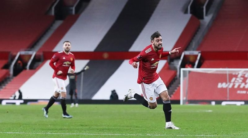 Общество: «Манчестер Юнайтед» вырвал победу у «Ливерпуля» в матче Кубка Англии