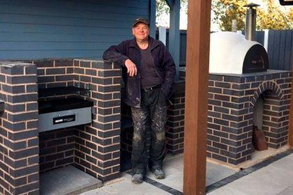 Общество: Британец сделал кухню на месте свалки и выиграл конкурс