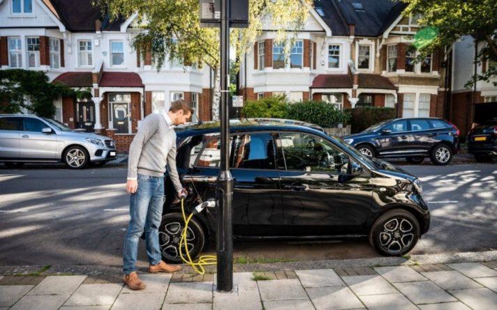 Общество: Shell купит крупнейшую в Великобритании сеть зарядки электромобилей