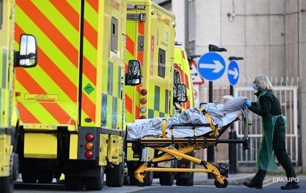 Общество: В Британии впервые в Европе 100 тысяч COVID-смертей