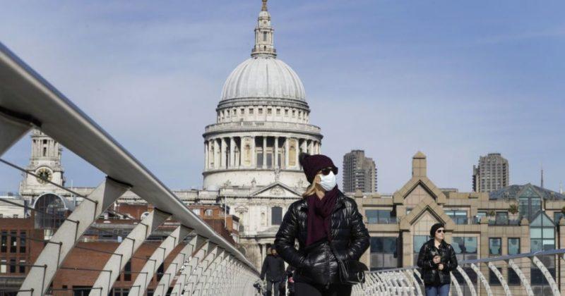 Общество: Первая в Европе: Великобритания зафиксировала более 100 тысяч смертей от коронавируса