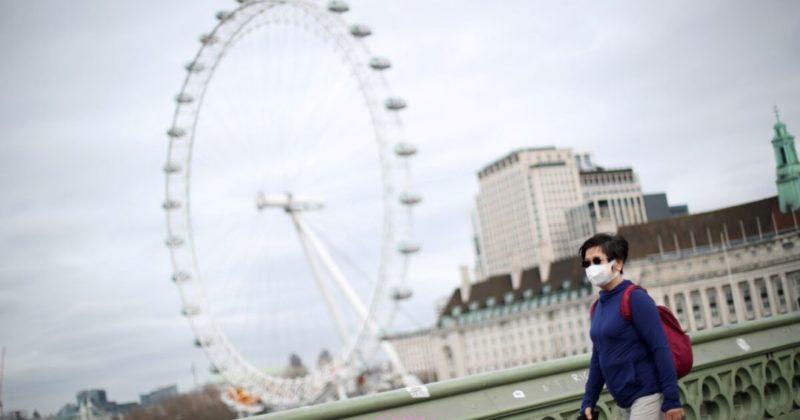 """Общество: Британия будет отправлять на карантин в отели туристов из стран """"повышенного риска"""""""