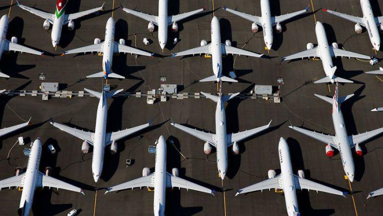 Общество: Великобритания разрешила использование Boing 737 Max