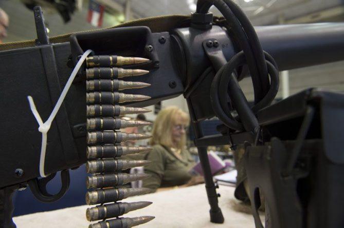 Общество: Британию уличили в продаже оружия странам из санкционного списка