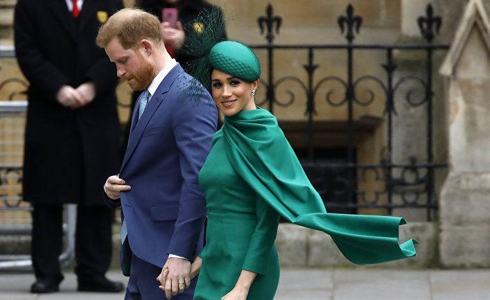 Общество: В Великобритании заговорили о разводе принца Гарри и Меган Маркл