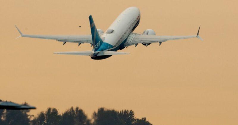 Общество: Великобритания также возобновляет полеты Boeing 737 MAX