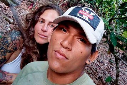 Общество: Женщина уехала из Лондона к нищему любовнику из джунглей Амазонки