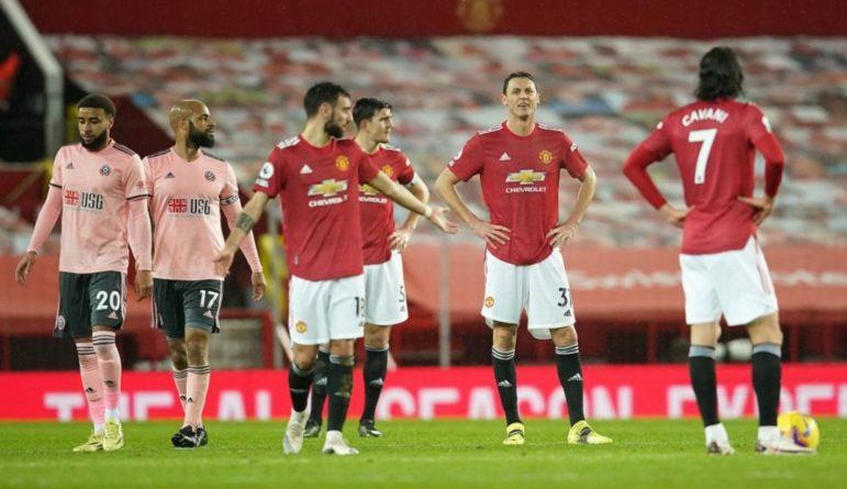 Общество: Курьезный гол принес аутсайдеру АПЛ Шеффилд Юнайтед сенсационную победу над МЮ: видео