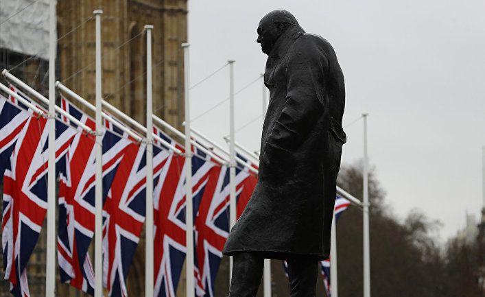 Общество: Место Великобритании в мире