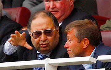 Общество: В Великобритании предложили заморозить активы Абрамовича и Усманова