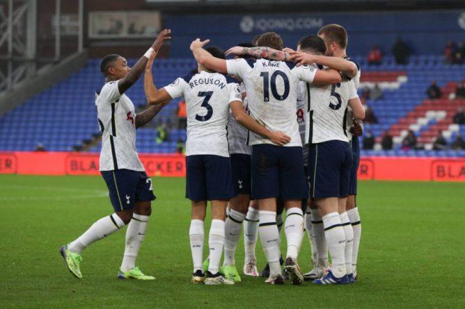 Общество: Ливерпуль уверенно победил Тоттенхэм, прервав 5-матчевую безвыигрышную серию: видео
