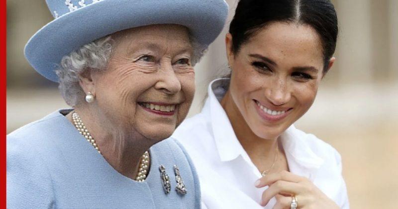 Общество: О неожиданных шутках Елизаветы II вспомнили в Англии