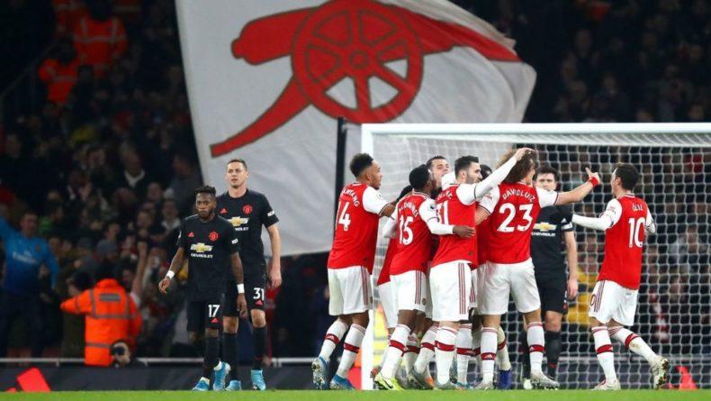Общество: Арсенал – Манчестер Юнайтед: где смотреть матч АПЛ
