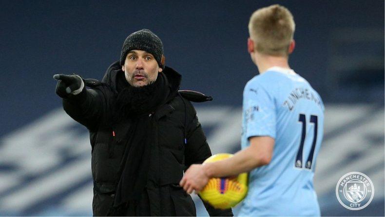 Общество: Манчестер Сити закрепился на вершине АПЛ – Зинченко отыграл весь матч