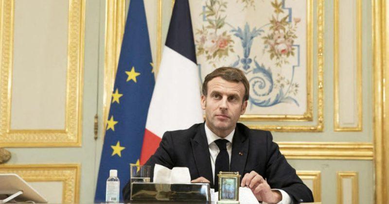 Общество: США или Европа: Макрон призвал Великобританию выбрать лучшего союзника
