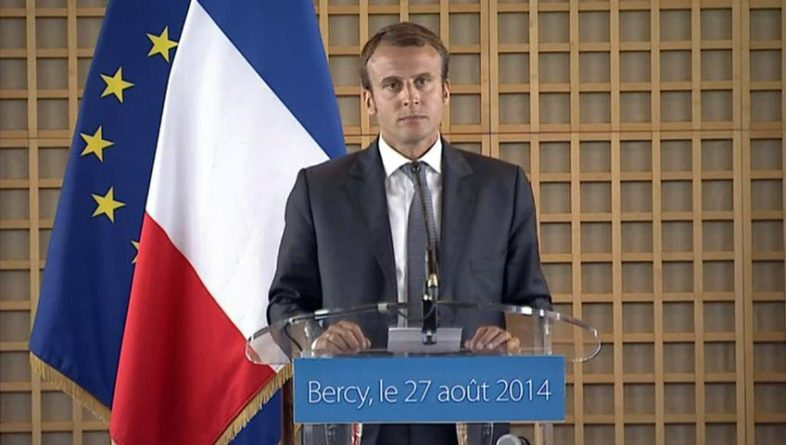 Общество: Президент Франции потребовал от Великобритании выбирать между США и ЕС и мира