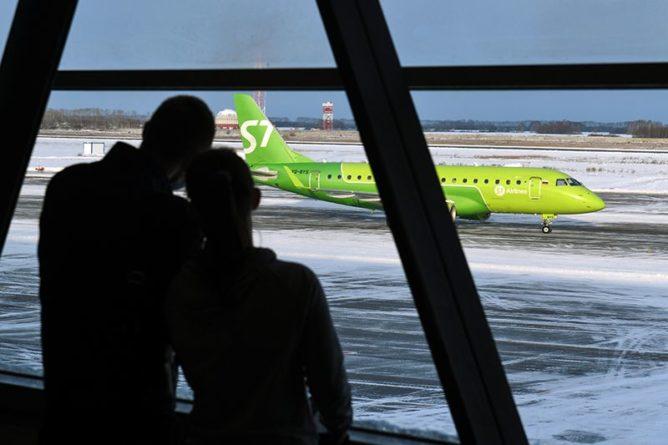 Общество: Россия продлевает приостановку авиасообщения с Великобританией до 16 февраля