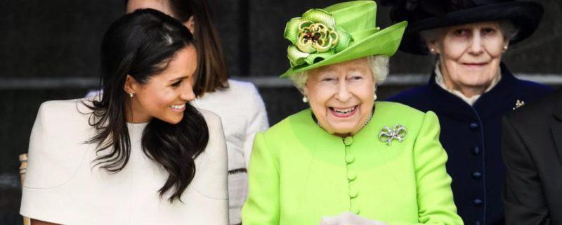 Общество: Меган Маркл отказалась от поездки на день рождения королевы Британии