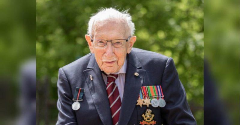 Общество: 100-летний британец Том Мур, собравший 53 миллиона долларов для медиков, умер от ковида
