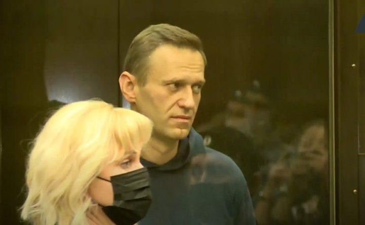 Общество: США, Британия и Германия призвали освободить Навального