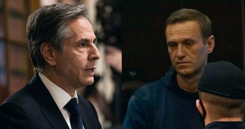 Общество: Госдеп США отреагировал на приговор Алексею Навальному. Протест поддержали Британия и ФРГ
