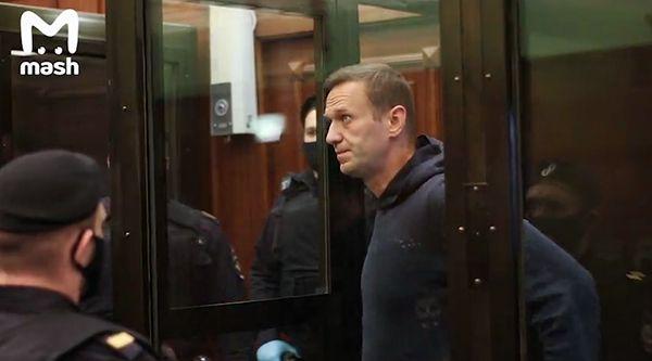 Общество: США, Германия, Великобритания и Франция потребовали немедленно освободить Навального