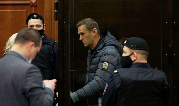 Общество: Лидеры Великобритании, Германии и Канады потребовали освободить Алексея Навального
