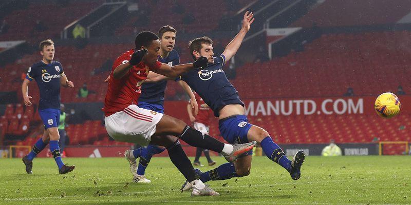 Общество: Манчестер Юнайтед Саутгемтпон 9:0 видео голов и обзор матча АПЛ 02.02.2021 - ТЕЛЕГРАФ