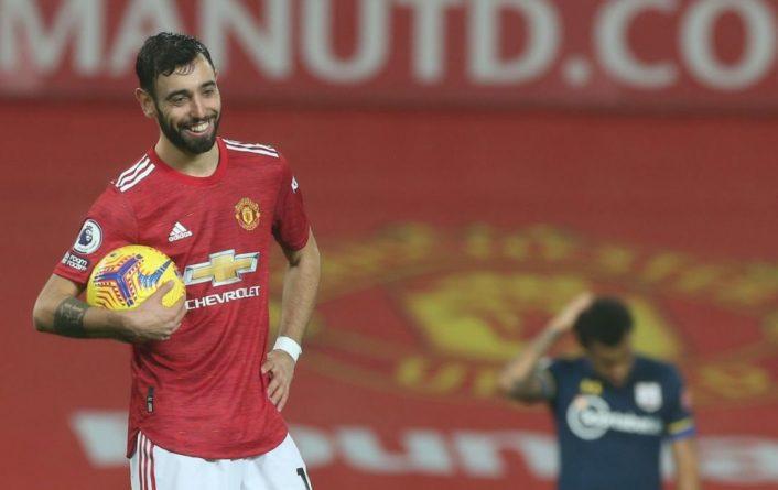 "Общество: ""Манчестер Юнайтед"" повторил рекордную победу в истории чемпионата Англии"