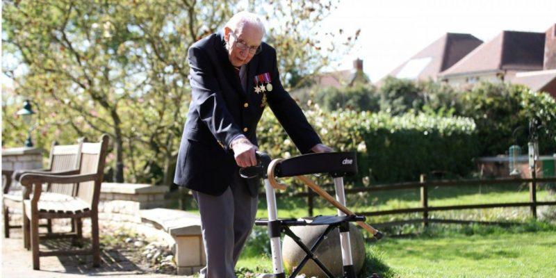 Общество: Жизнь и смерть Капитана Тома. Как 100-летний Том Мур, собиравший пожертвования на борьбу с COVID-19, стал легендой Британии