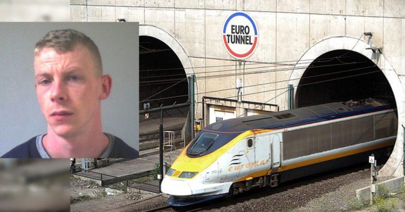 Общество: Осужденный педофил попытался сбежать из Великобритании через Евротоннель