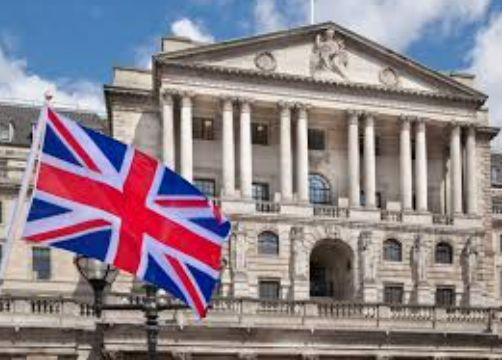 Общество: Банк Англии сохранил ставку на прежнем уровне, не изменил объем программы выкупа активов