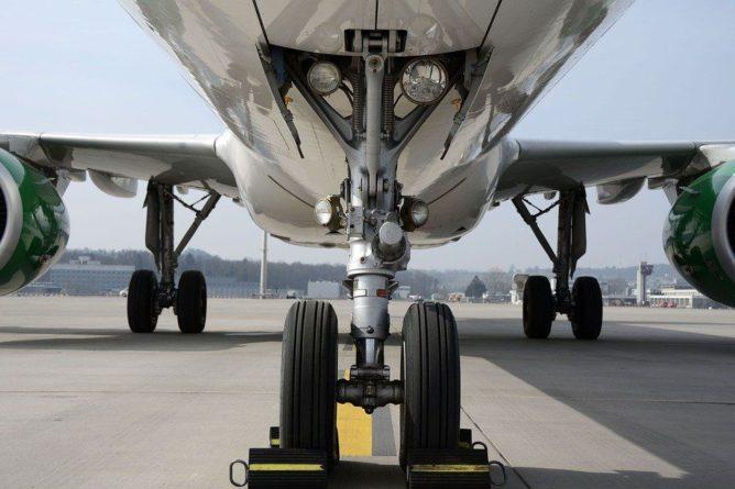 Общество: Подросток пролетел более 400 километров на шасси самолета из Англии в Нидерланды